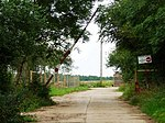 Entrance to Spanhoe Airfield - geograph.org.uk - 3083557.jpg