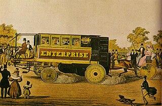 Enterprise, autobús de Hancock