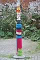 Erfurt - Pergamentergasse - Guerilla Knitting - 20120725.JPG