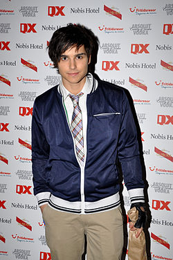 Eric Saade a My By Molly premierjén (2013)