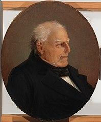 Portrait of Counsellor H. Rosenberg
