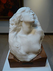 Le Sommeil by Ernest Bussière
