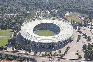 Ernst-Happel-Stadion stadium in Vienna