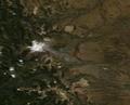 Eruption of Copahue Volcano, Argentina-Chile, 01-03-2013.PNG
