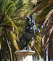 Escultura de sant Jordi a Fontilles.JPG