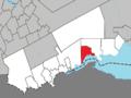 Escuminac Quebec location diagram.png