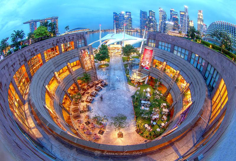 File Esplanade Roof Garden Singapore 8346681362 Jpg