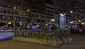 Estación de Van Buren Street, Chicago, Illinois, Estados Unidos, 2012-10-20, DD 01.jpg