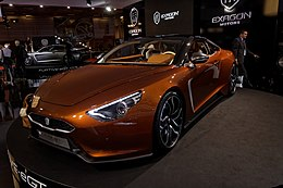 Exagon - Furtive eGT - Mondial de l'Automobile de Paris 2012 - 008.jpg