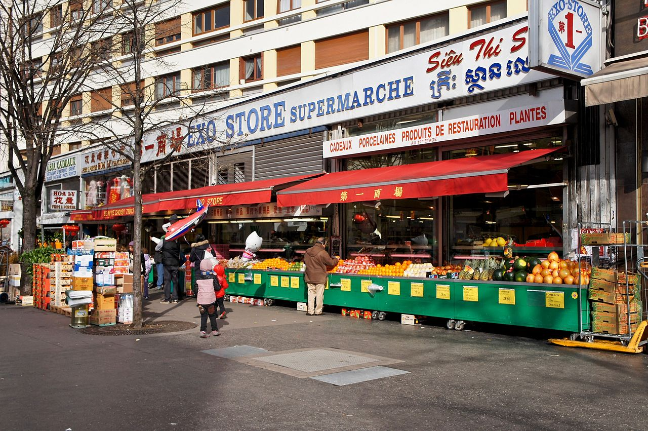 Restaurant Chinois Avenue Franklin Roosevelt Toulon