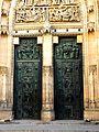 Exterior of St. Vitus Cathedral Prague 3.JPG