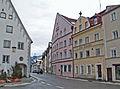 Füssen - Tiroler Str Nr 1 Gh z Traube v W.JPG
