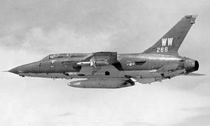 Wild Weasel - F-105 Thunderchief Wild Weasel.