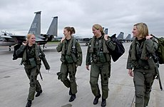 F-15 Eagle female pilots, 3rd Wing.jpg