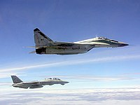 F14 and Royal Malaysian Air Force Mig29.jpg