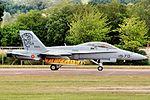 F18 Hornet - RIAT 2014 (34606563041).jpg
