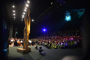 Festival de Brasília - Opening ceremony of the 46th Festival de Brasília in 2013.