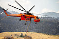 FEMA - 45354 - Firefighing helicopter being used at the Reservoir Road fire in Colorado.jpg