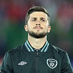 Shane Long FIFA WC-qualification 2014 - Austria vs Ireland 2013-09-10 - Shane Long 02.jpg