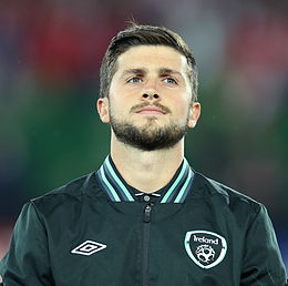 FIFA WC-qualification 2014 - Austria vs Ireland 2013-09-10 - Shane Long 02.jpg