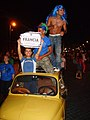 FIFA world cup 2006 - Rome street party cinquecento.jpg