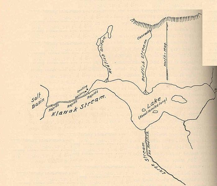 File:FMIB 38813 Sketch of Klawak Stream and Lake.jpeg