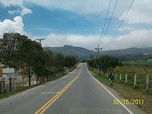 Soacha Province - Road in Soacha