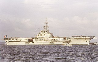<i>Clemenceau</i>-class aircraft carrier Class of French aircraft carriers