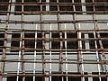 Facade with Scaffolding - Chittagong - Bangladesh (13080872303).jpg