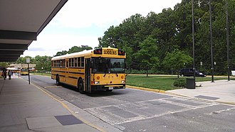 IC Bus - 2002 IC RE (Fairfax County Public Schools)