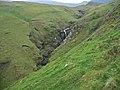 Falls on the Sleadale Burn - geograph.org.uk - 798529.jpg
