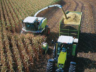 Claas - CLAAS tractor, CLAAS forage harvester