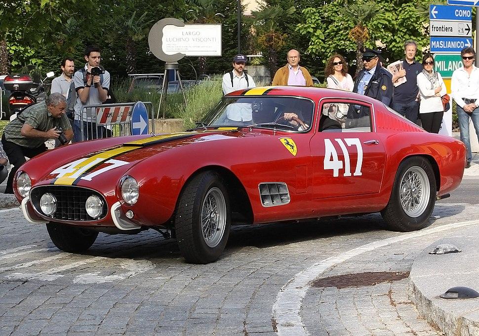 Ferrari 250 GT TdF - Villa d'Este 2014 - (14466769370)