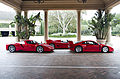 Ferrari Supercars - F40, F50, and Enzo (9376918883).jpg