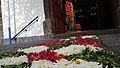 Festa de Nossa Senhora da Luz flower carpet (Ponta da Sol) 3 (38064635582).jpg