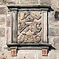 Festung Rosenberg - Schieferturm - Würtzburg-Wappen.jpg