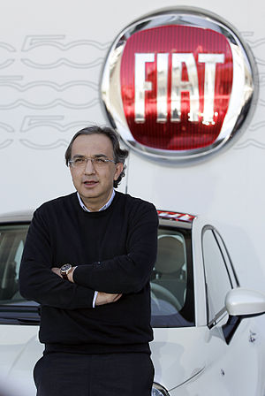 Sergio Marchionne - Marchionne in 2007