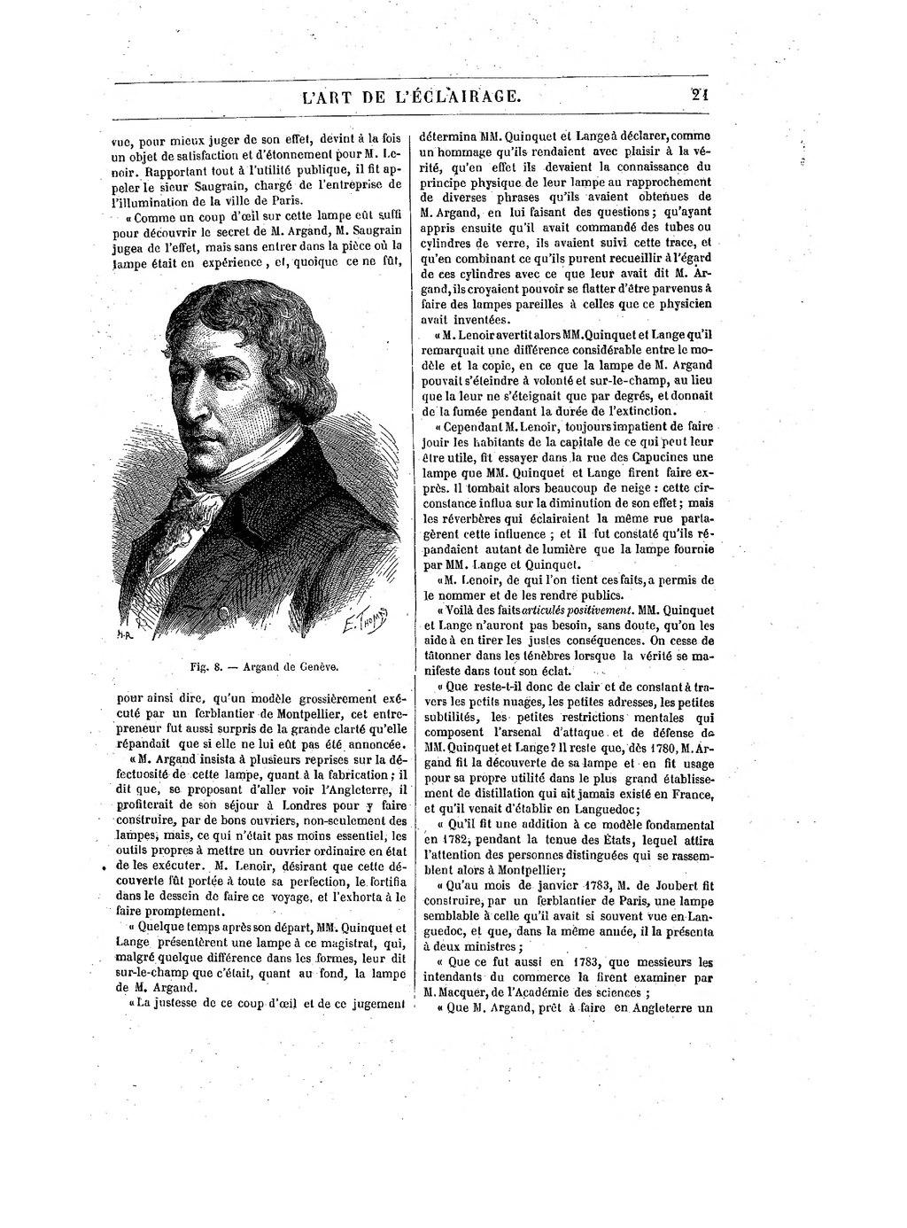 Page Figuier Les Merveilles De La Science 1867 1891 Tome 4