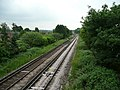 File-View from the footbridge at Farncombe Railway 1 - geograph.org.uk - 831831.jpg