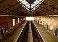 Filey Station from its internal Footbridge - geograph.org.uk - 1546921.jpg