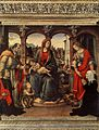Filippino Lippi - Madonna with Child and Saints - WGA13090.jpg