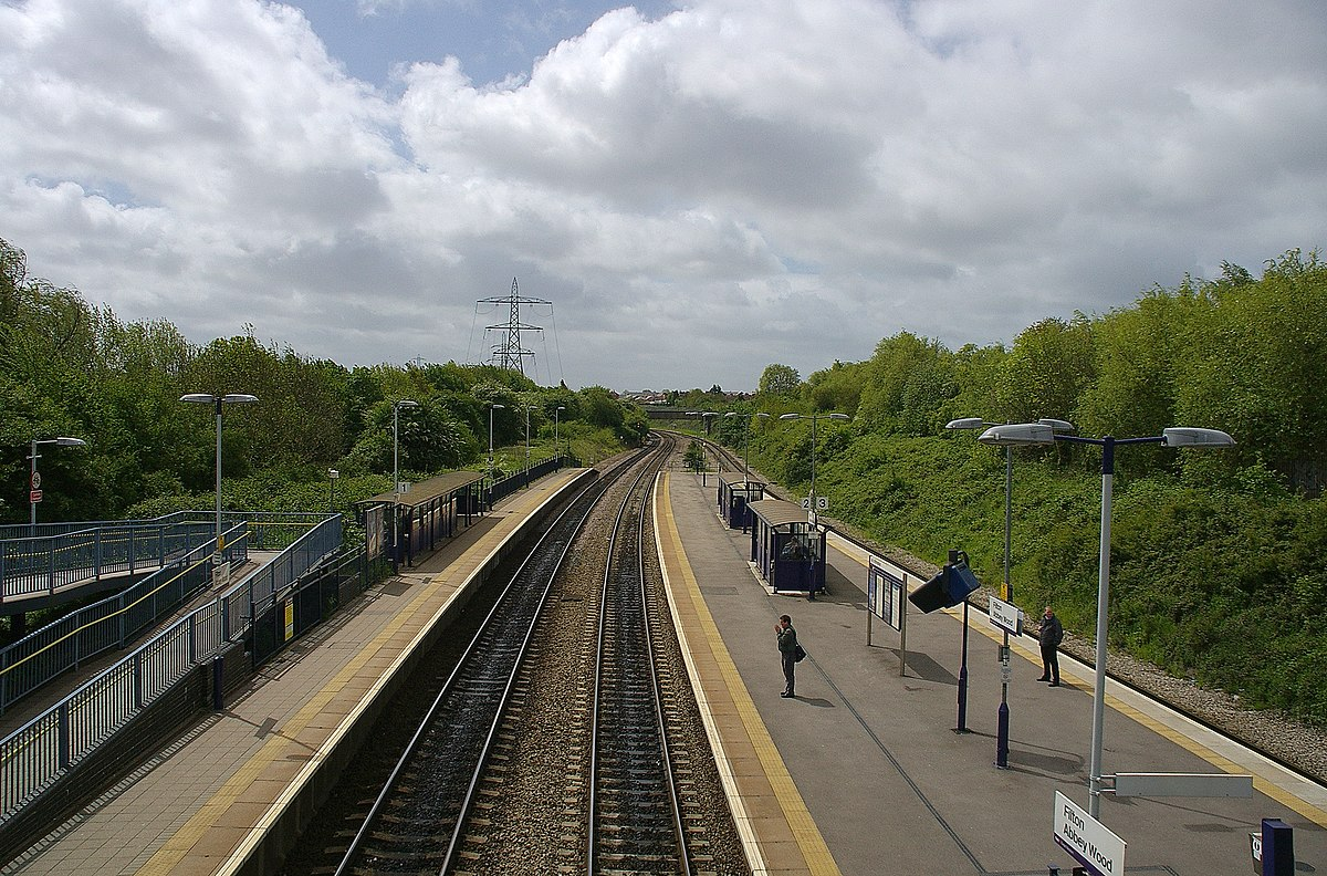 Esstisch Railway Wood ~ Filton Abbey Wood railway station  Wikiped