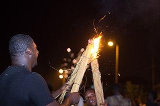 Bugum Chugu the first Dagomba festival in the year