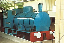 Vaporlokomotivo - Wikipedia's Steam locomotive as translated