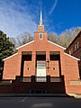 First Baptist Church, Marshall, NC (45964362874).jpg