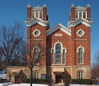 First Presbyterian Church (Hastings, Minnesota) United States historic place