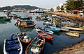 Fishing boats. Cheung Chau. Hong Kong. (28385448295).jpg
