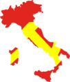 Flag map of Italy (Italian Communist Party).png
