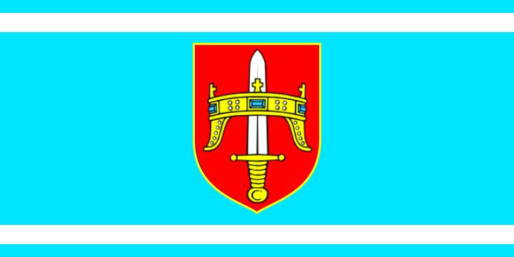 Flag of Šibenik-Knin County