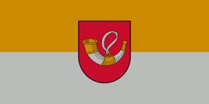 Auce Municipality - Image: Flag of Auces novads